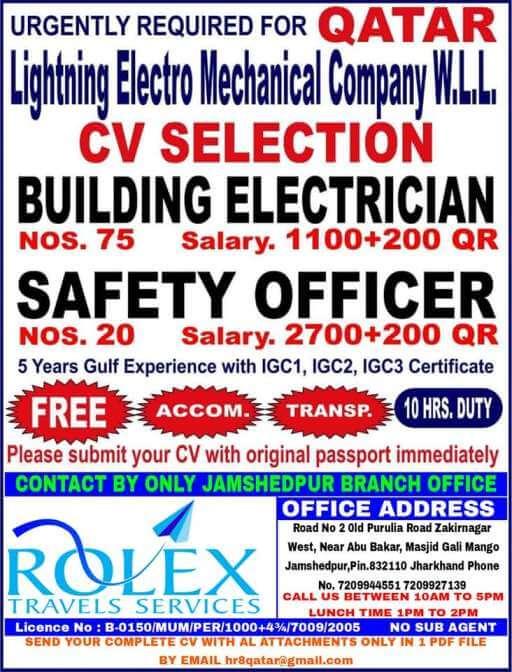 qatar-job-vacancy