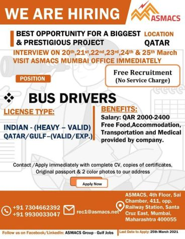 ASMACS-gulf-job-vacancy