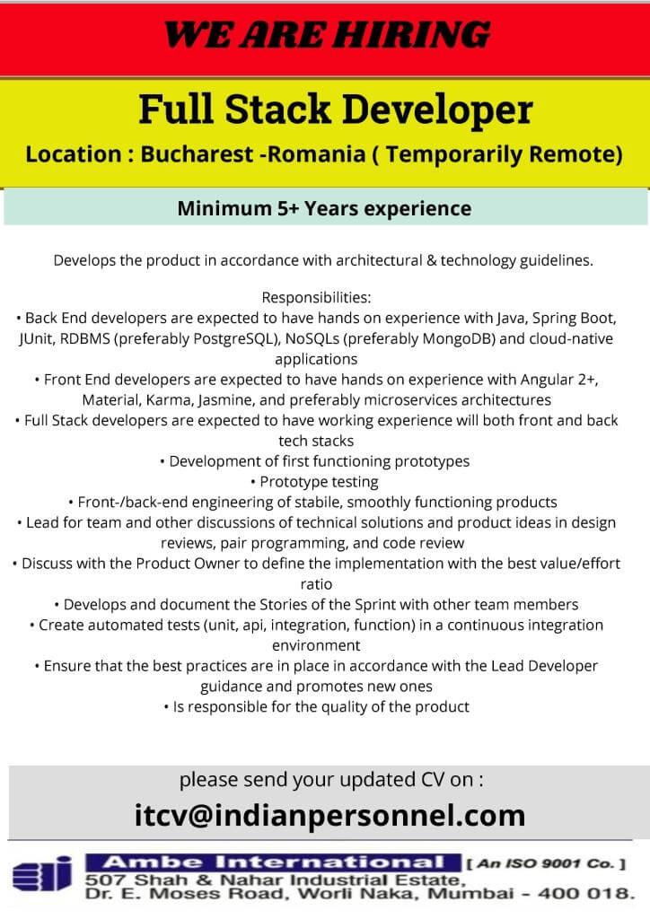 it-jobs-romania