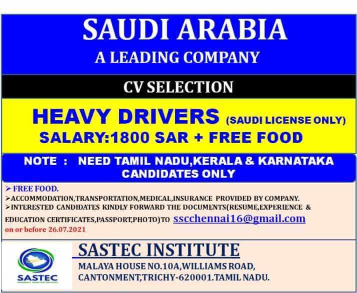jobs in saudi