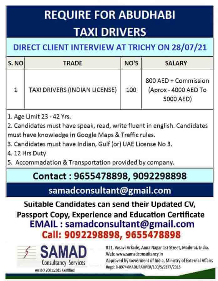 jobs in abu dhabi