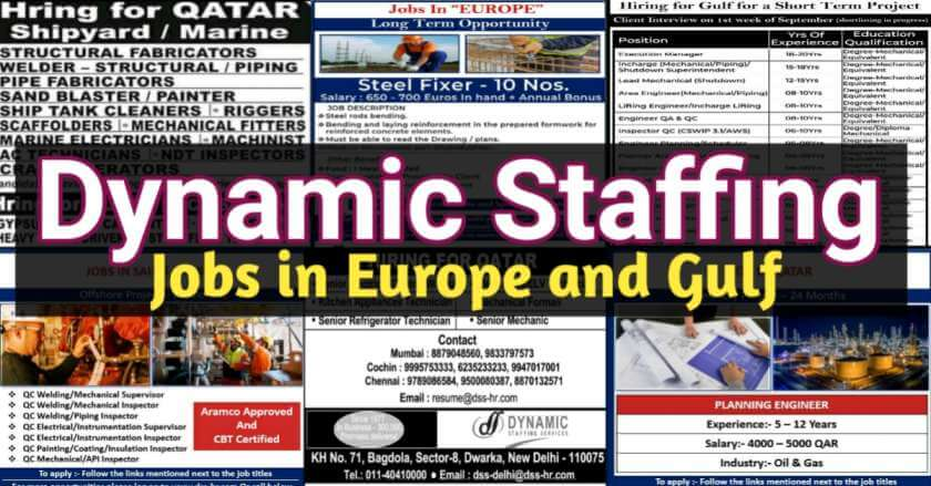 dynamic staffing