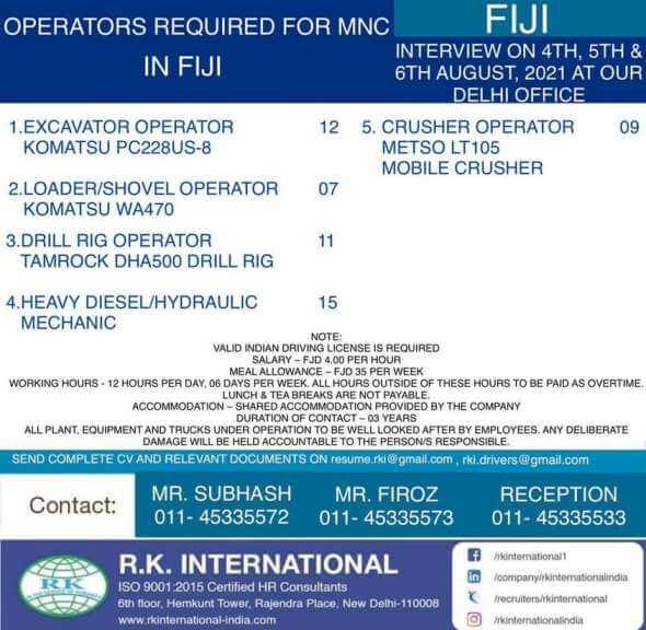 jobs in fiji
