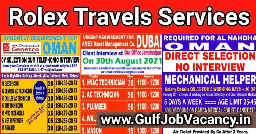 rolex travels services jamshedpur