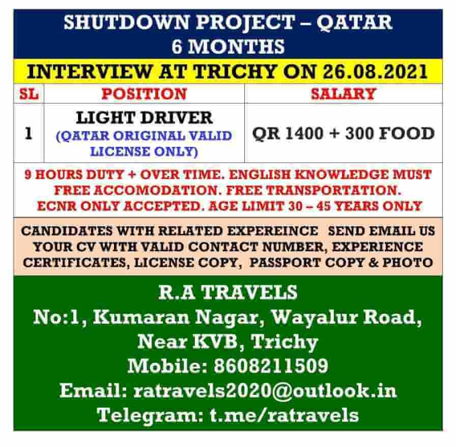 RA Travels