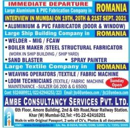 Romania Jobs