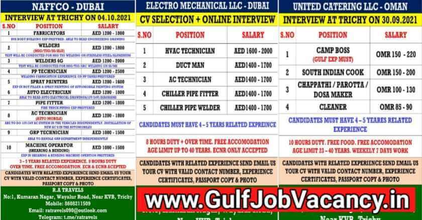 Gulf Job Paper