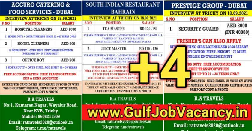 Gulf Jobs Paper