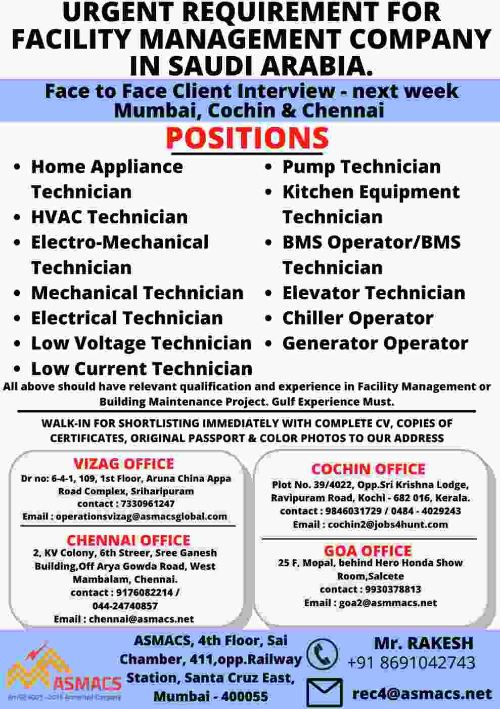 Saudi Arabia Jobs