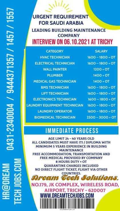 Gulf Jobs Saudi Arabia